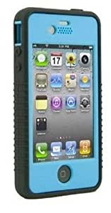 No Name Trident Cyclops Hartschalen-Schutzhülle für iPhone 4 / 4S Blau