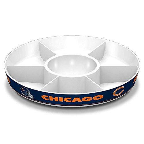 Fremont Die NFL Party Platte, Party Platter, Chicago Bears