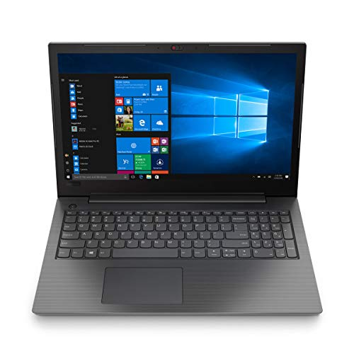 Lenovo Notebook (15,6 Zoll Full HD), i5-8250U Quad Core 4 x 3.40 GHz, 8 GB DDR4 RAM, 256 GB SSD, HDMI, Windows 10 Pro, Intel UHD Grafik, Webcam (Grafik Notebook 6x9)