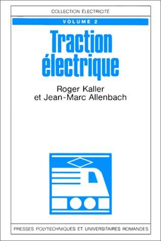 Traction électrique