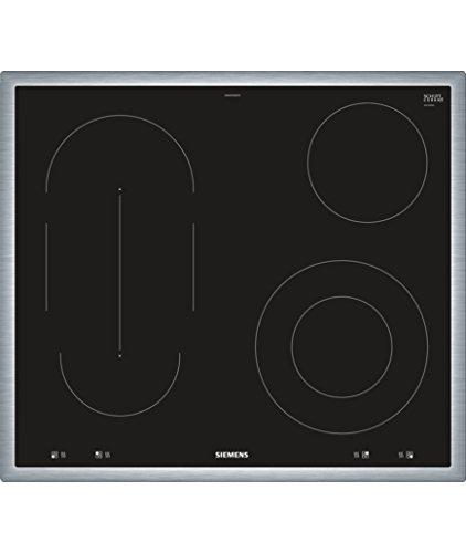 Siemens Plaque de cuisson EA645GMA1E iQ300 /4 foyers/58,3 cm/vitrocéramique