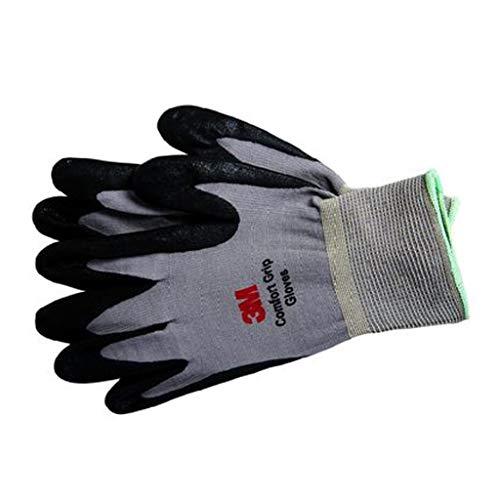 rutschfeste, verschleißfeste Handschuhe, kältebeständige Nitril-imprägnierte Naturlatexhandschuhe aus Palm Handschuhe ()