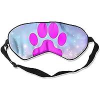 Pink Panther Pawprints 99% Eyeshade Blinders Sleeping Eye Patch Eye Mask Blindfold For Travel Insomnia Meditation preisvergleich bei billige-tabletten.eu