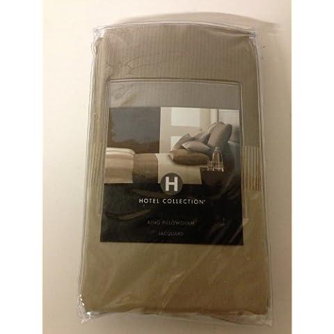 Hotel Collection, fodera a righe, per letto