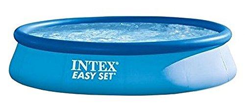 Intex Easy Set Pool, ohne Pumpe, 396 x 84 cm