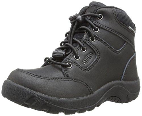 Keen garrison pour garçon wP enfant unisexe chaussure bateau pour l'hiver noir Noir - Noir