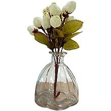 Laat Retro calabaza botellas de cristal jarrón decoración de boda/Casa/Hotel/banquet
