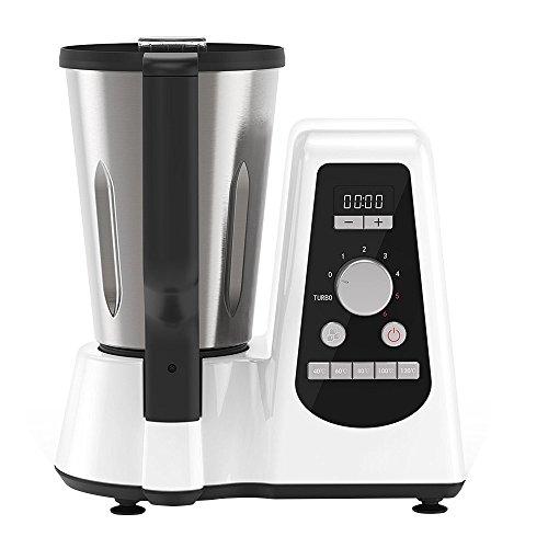 Novohogar Robot Cocina Multifunción. Tamaño Compacto