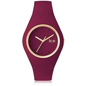 Orologio da Donna Ice-Watch, ICE Glam Forest, Rosso Porpora, Taglia S