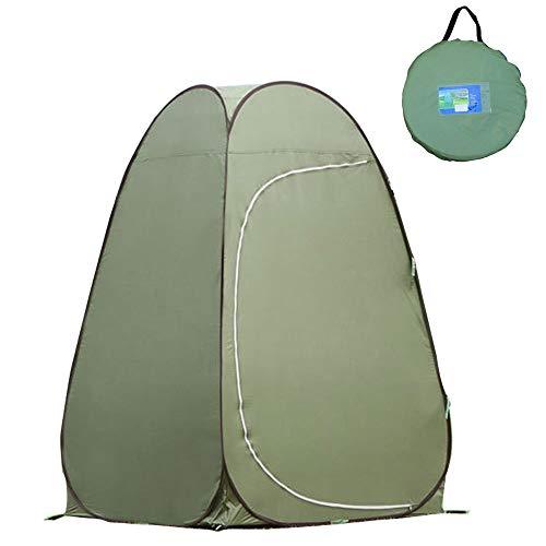 Hi Suyi - Tienda de Ducha Plegable Plegable para Acampada, gabinete de Cambio portátil, para Exterior o Playa, Parque