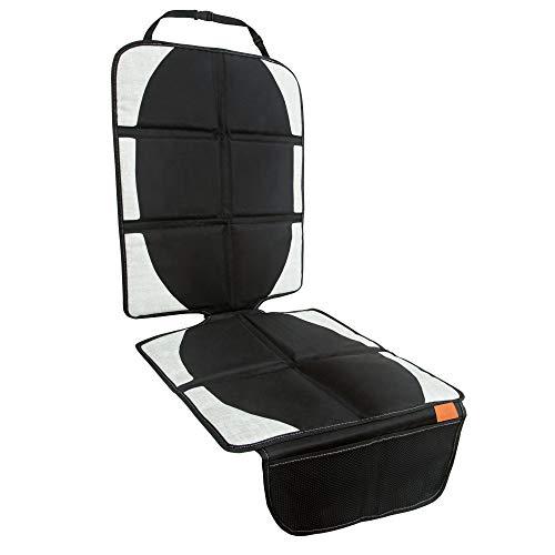 DUCARO Premium Autositzauflage,Universelle Kindersitzunterlage passend für alle Autositze,Isofix geeignet