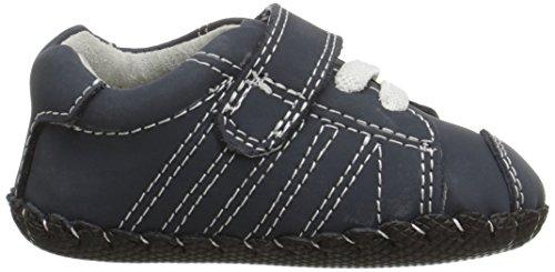 Pediped Jake, Premiers pas Sneaker Bébé Garçon Bleu (Navy)