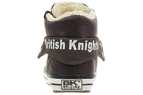British Knights - Roco, Scarpe da ginnastica Uomo Marrone scuro