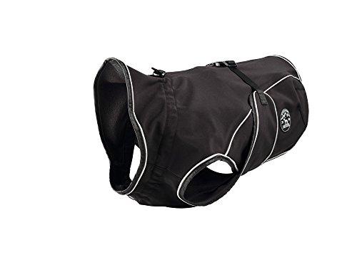 Hunter Uppsala Softshell Manteau pour Chien, 40cm, Noir