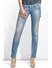 SALSA Jeans Wonder Push Up avec détails zip