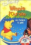 Winnie l'ourson et l'arbre à miel ( Livre + CD )