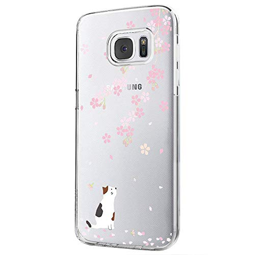 f1616997621 Coque Compatible with Samsung Galaxy S7 S7Edge Protection Etui Souple  Silicone Gel TPU Case Anti Choc