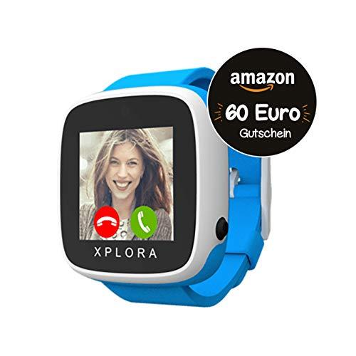Telekom Xplora Go Kids Smartwatch (blau) inkl. 60€ Amazon Gutschein