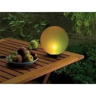 Altuna/Bikain–Folienballon Magico Solar LED weiß/mehrfarbig