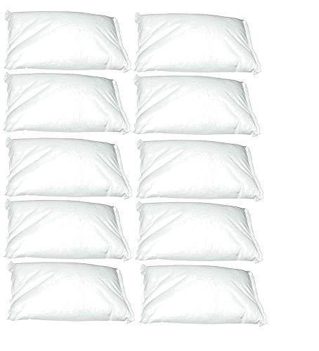 10 Nachfüllpackungen à 1,2 kg für Raumentfeuchter - verhindert Schimmel, Moder, üble Gerüche, Stockflecken - Raum-Entfeuchter -