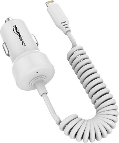 AmazonBasics-Cargador-de-coche-con-cable-Lightning-de-5-V-y-24-A