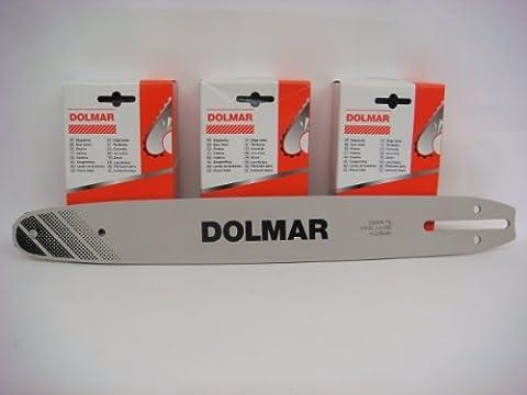 Dolmar 957686064 3+1 Schneidgarnitur 686/38cm