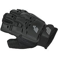 PT-field - Guantes sin dedos para paintball (talla L/XL), color negro