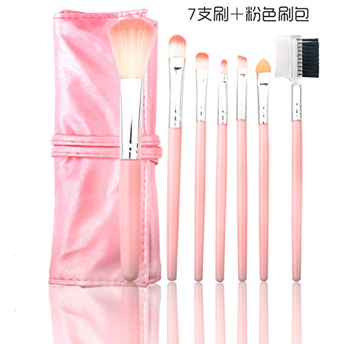 DAMENGXIANG Make-Up-Pinsel Set Anfänger Make-Up Tool Eye Shadow Pinsel Loser Puder Pinsel...