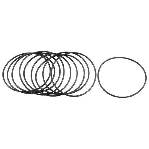 Price comparison product image DealMux 10 x 74 milímetros OD 70 milímetros diâmetro interno de nitrilo de borracha O-ring óleo de foca Juntas