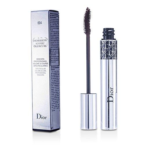 Dior Dshow Iconic Overcurl Braun - Mascara, 1er Pack (1 x 1 Stück)