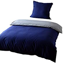 Suchergebnis Auf Amazonde Für Bettwäsche 200x200 Blau