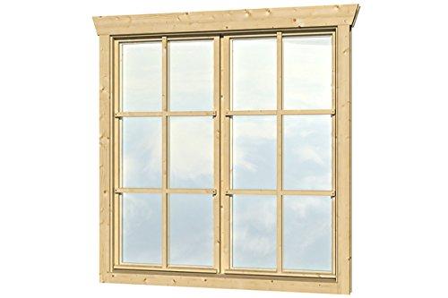 Skan Einzelfenster Gartenhäuser