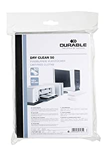Durable 5734 Dry Clean Wipes