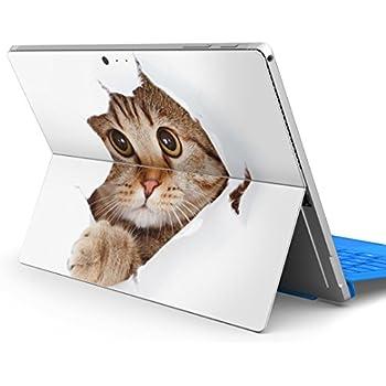 igsticker 009168 Ultra Thin 3M Premium Schutzfolie f/ür R/ückseite und Seitenk/örper Universal Tablet Aufkleber Cover f/ür Microsoft Surface Go 2018