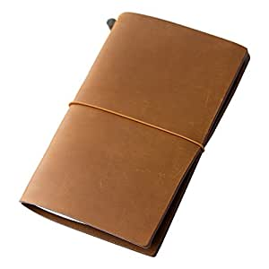 Traveler's Notebook taille moyenne camel