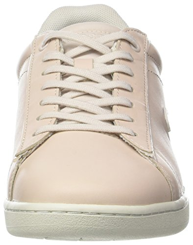 1bc7ab9ebb465 Lacoste Sport Women s Carnaby Evo 417 1 Spw Lt Low-Top Sneakers ...