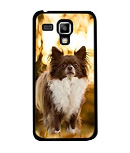 PrintVisa Designer Back Case Cover for Samsung Galaxy S Duos 2 S7582 :: Samsung Galaxy Trend Plus S7580 (Fluffy Domestic Small Illustration Photography Image Mammal)