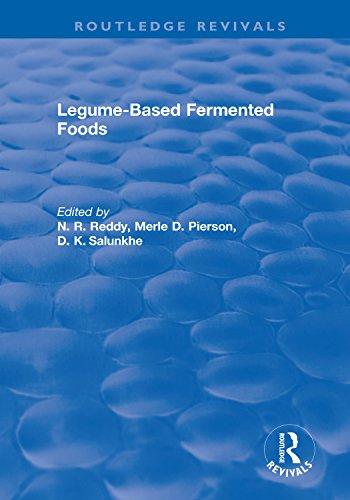 Legume Based Fermented Foods (English Edition)
