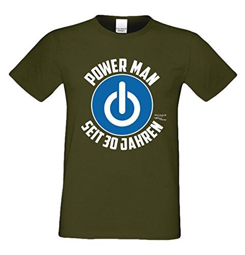 Für Männer Geschenk Zum 30. Geburtstag Herren T Shirt Als Geschenkidee Für  Ihn Zum