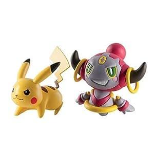 Brindibou VS Flamiaou lively moments Pokemon Actionfiguren Set Rowlet VS Litten Pokemon Battle Pack Bauz VS Flamiau