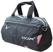 Escape Unisex Spor Ve Seyahat Çantası 112 Siyah