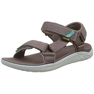 Teva Women's Terra-Float 2 Universal Sports and Outdoor Lifestyle Sandal, Purple (Plum Truffle), 4 UK (37 EU)