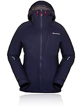 Montane - Minimus, color azul,negro, talla 40
