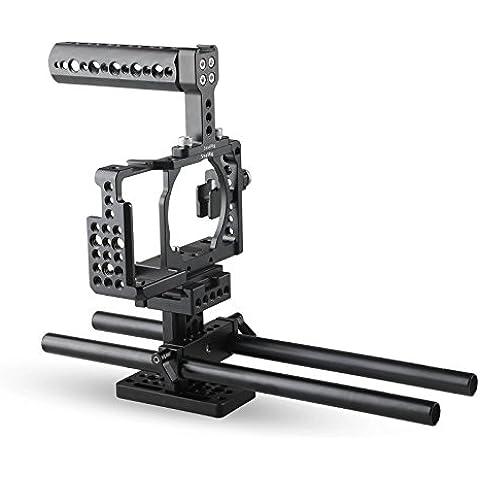 SmallRig® Fotocamera Gabbia Kit per SONY A6300 / A6000 / ILCE-6000 / ILCE-6300 / NEX7---1886