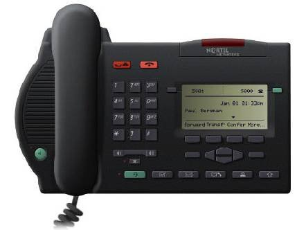 Meridian 3903 Message Waiting Indicator