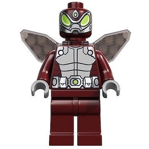 LEGO Super Heroes: Lego Superheroes: Beetle Minifigura (Marvel Spiderman) Minifigura