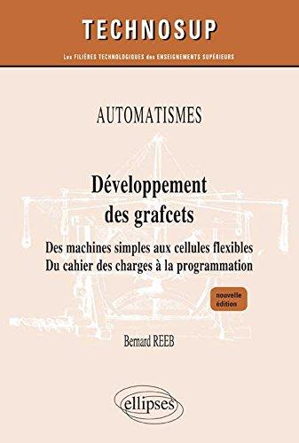 Automatismes : Développement des Grafcets Niveau B