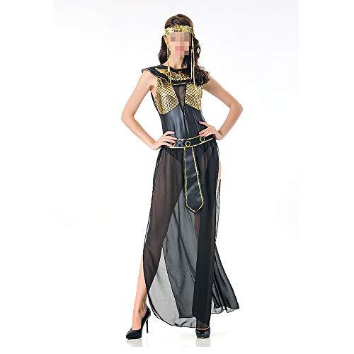 Griechische Antike Kostüm Königin - Halloween kostüm, Halloween Cosplay kostüm Halloween Cosplay Horror Kostüm,Halloween Cosplay Kostüm Kleopatra Maskerade Antike Griechische Göttin Palast Königin