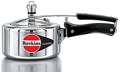 Hawkins Aluminium Pressure Cooker 1.5 litre