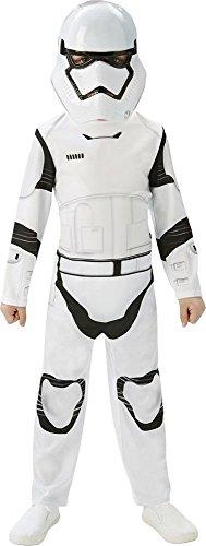 Star Wars 7 Kinder Kostüm Stormtrooper Classic Karneval Gr.7-8 ()